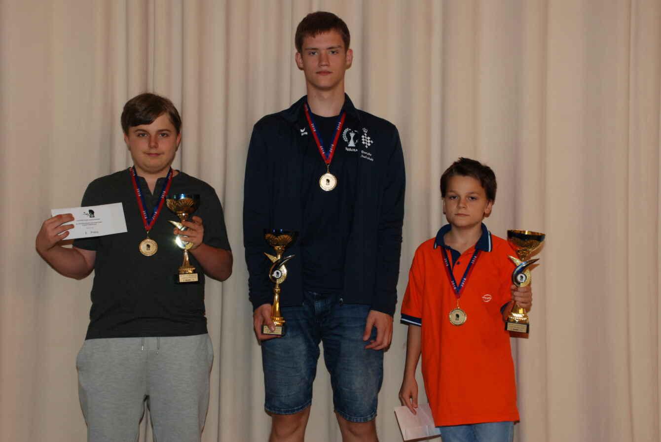 Siegerfoto Kategorie U18